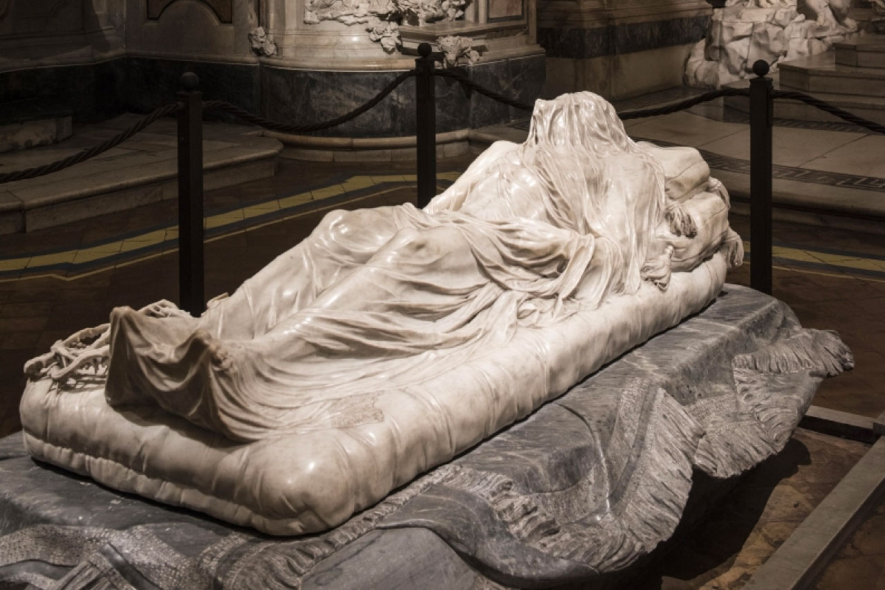 Cristo Velato Cappella San Severo Napoli