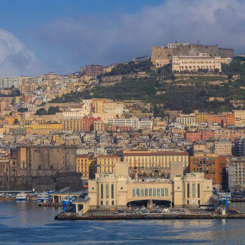 Molo Beverello di Napoli