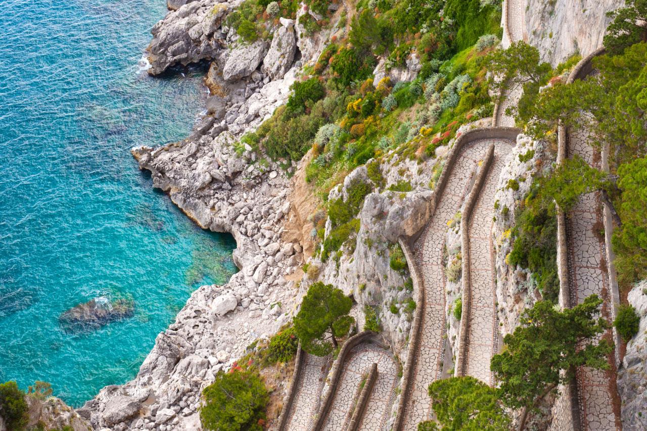 Come arrivare a Capri