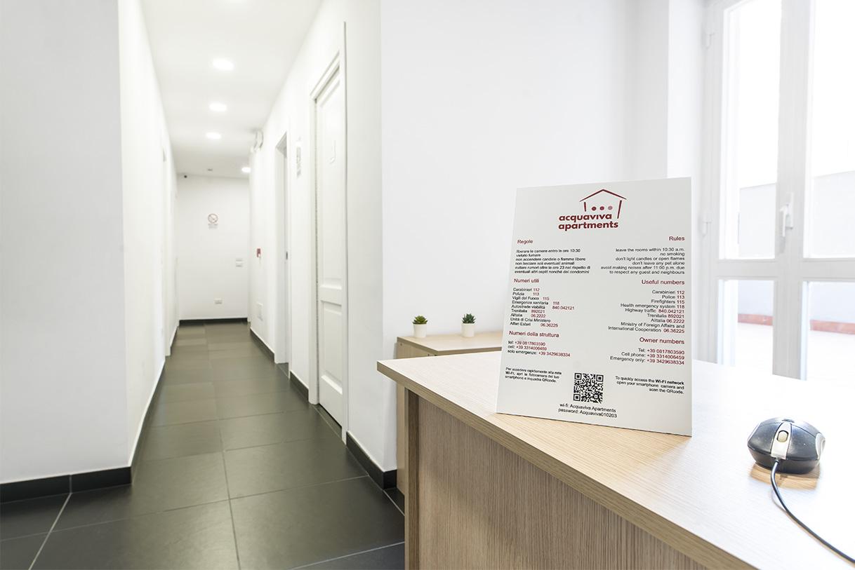 Contatti Acquaviva Apartments